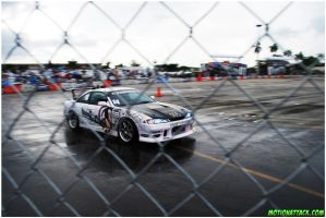 DriftSpeed S15 Action shot by motion-attack