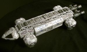 1999 Alpha Eagle Transporter-1 by Roguewing