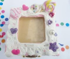 Sweets fit for a Princess Keepsake Box by kikums