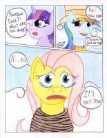 Fluttershy and the Rainbow Factory p. 10 by The1King