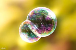 World in a bubble III by fr31g31st