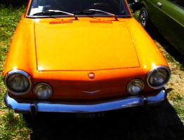 1968 Fiat 850 coupe by GladiatorRomanus