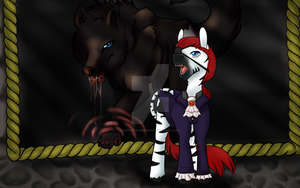 Commission: You die inside me by Nissatron5000