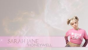 Sarah Jane Honeywell Wallpaper 3 by TimelineAndWallpaper