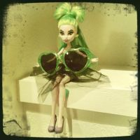 CAM Monster High Dragon by mermaid-splash