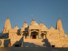 Hindu Temple by Catherinex13