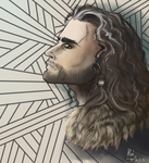 Thorin Oakenshield by Alia64