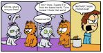 Opal's life 19 (with Garfield) by Helsaabi