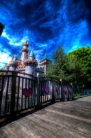 Sleeping Beauty Castle. by Noitcefni