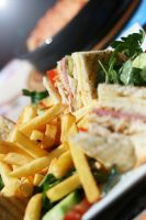 Club Sandwich by CaGaTaYGENCAY