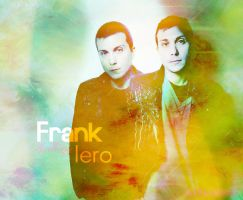 Frank Iero blend 2 by KilljoyEmz