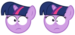 Filly Twilight 3D crossview by Myardius