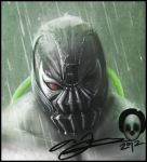 Bane Close-Up by AndyFairhurst