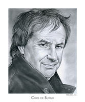 Chris de Burgh by gregchapin