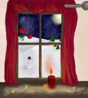 Merry Christmas by JuliaGeisler