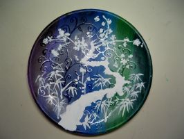 Chinese Plate 2 by wipetty