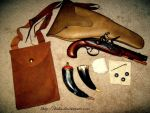 Flintlock Pistol, Accessories by BaBQ