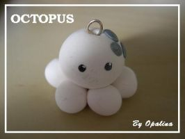 Octopus fimo by opalina59