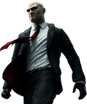 Hitman Absolution - Agent 47 2 by IvanCEs