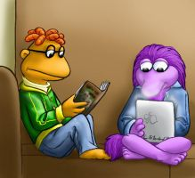 Study date by Negaduck9