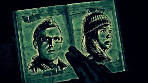 Until Dawn - Chris and Ashley by Drive637
