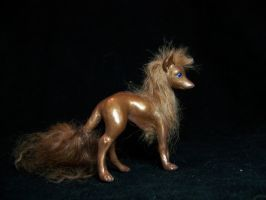 """Leona"" ooak fairy dog by AmandaKathryn"