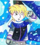 Young Kristoff by Disney Frozen by SweetCookieable