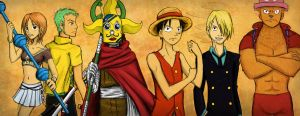 OP - For Our Nakama by Brainiac6Techgirl