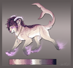 Design commission for GalactiaCat by lmprison