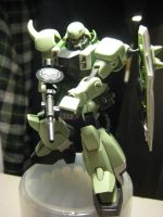 ZGMF-1000 Zaku Warrior HG by Andou-Mahoro