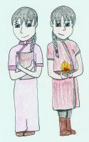 ATLA - Song's Twins by StormyBabe