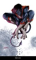 Nightcrawler by avalonfilth