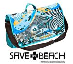 Custo Barcelona prize bag by CoronaSaveTheBeach