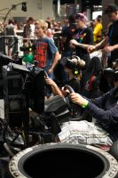 Gamescom 2015 virtual reality by Wunderling