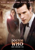 Cover Doctor Who Year 2013 by Slytan