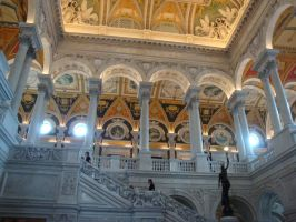 Library Of Congress by Rhythm-Wily