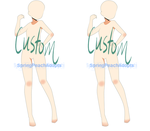 Custom Outfit Batch 1 (CLOSED) by SpringPeachAdopts