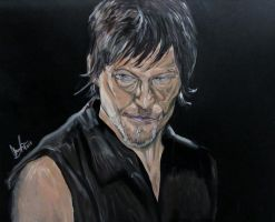 Daryl Dixon by AmandaPainter87
