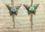 Steampunk Butterflies by MythicalFolk