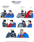 Batman vs Superman by The-BlackCat