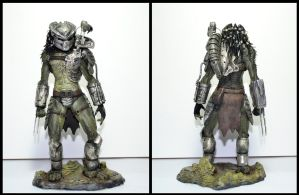 Kv'var final painted sculpture by highdarktemplar