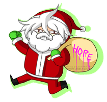 Merry Hopemas Bastards by Mayonaka-Zetsubo