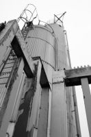 Urban Photography -Industrial- by BenBrotherton