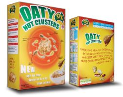 Oaty Nut Cereal by PrimeCreationz