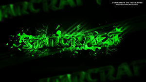 starcarft wallpaper by JacceArts