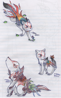 Okami Heros *OLD* by ShayminMarx
