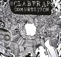 Clabtrap competition CD cover by Ace0fredspades