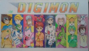 Yep, now I remember Digimon! by delPuertoSisters