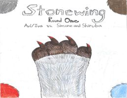 Stonewing Cover by Cloudbat