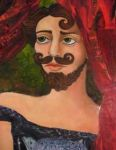 The Bearded Lady by lartista